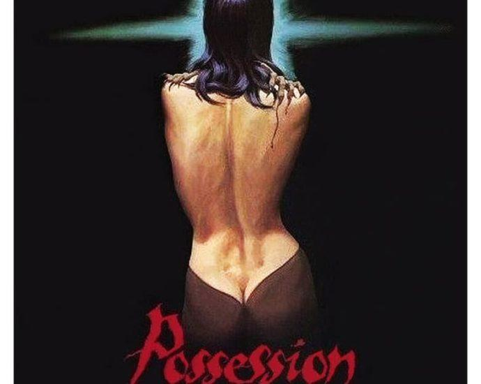 """Poster for the movie """"Possession"""""""