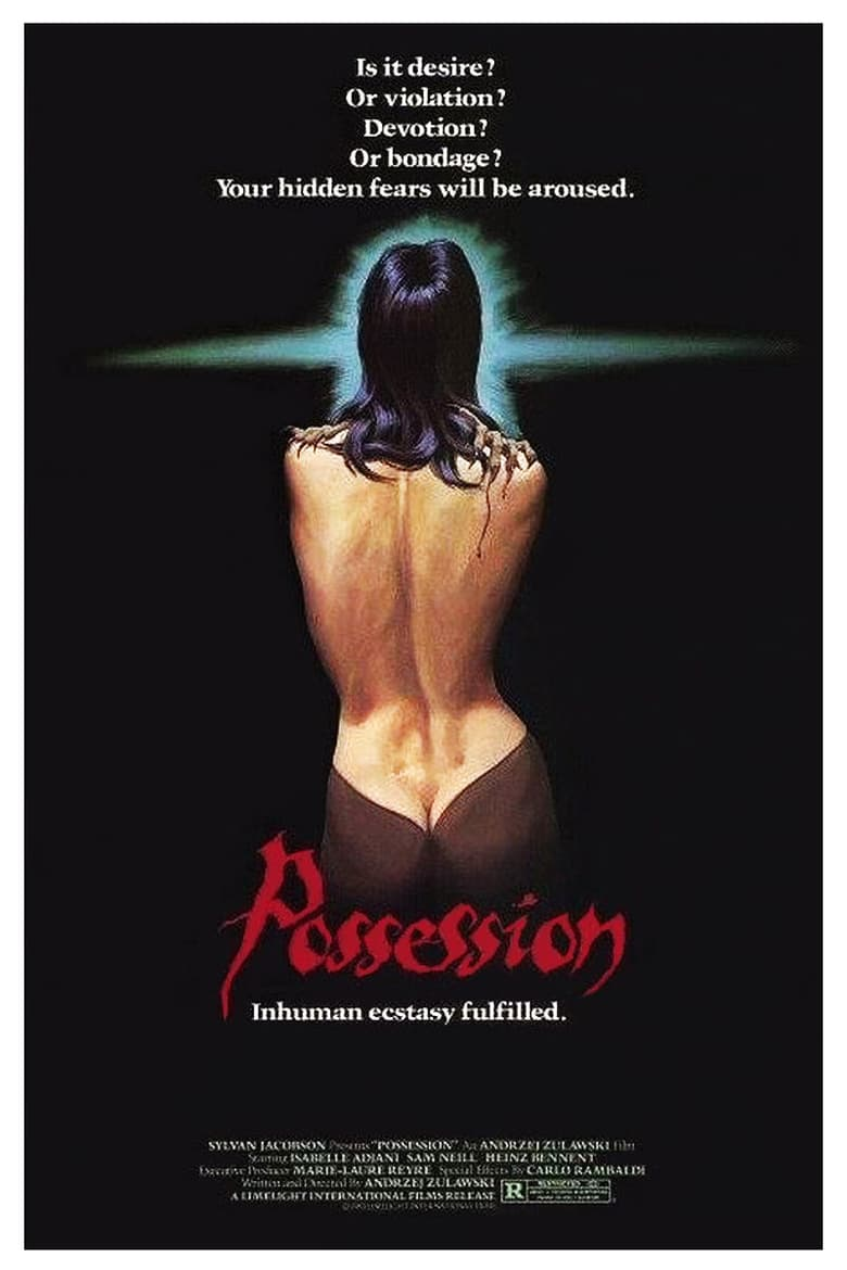 "Poster for the movie ""Possession"""