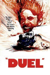 """Poster for the movie """"Duel"""""""