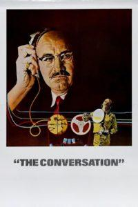 """Poster for the movie """"The Conversation"""""""
