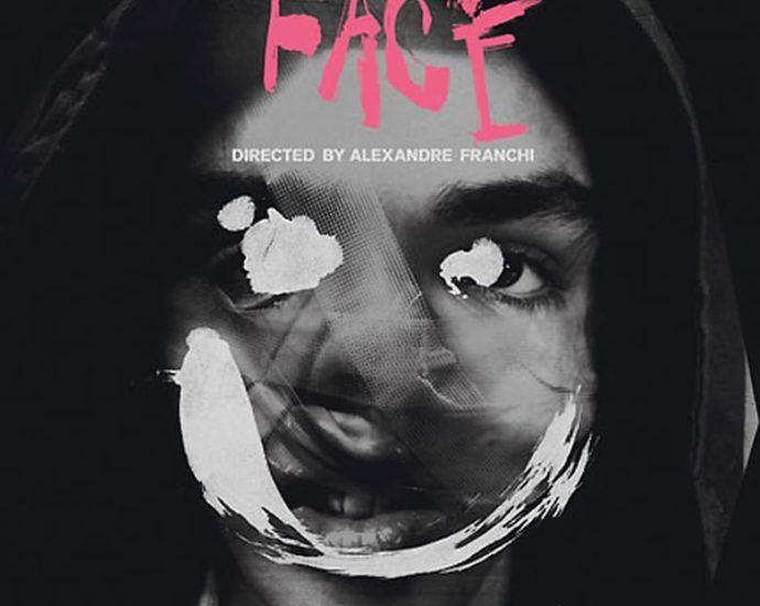 "Poster for the movie ""Happy Face"""