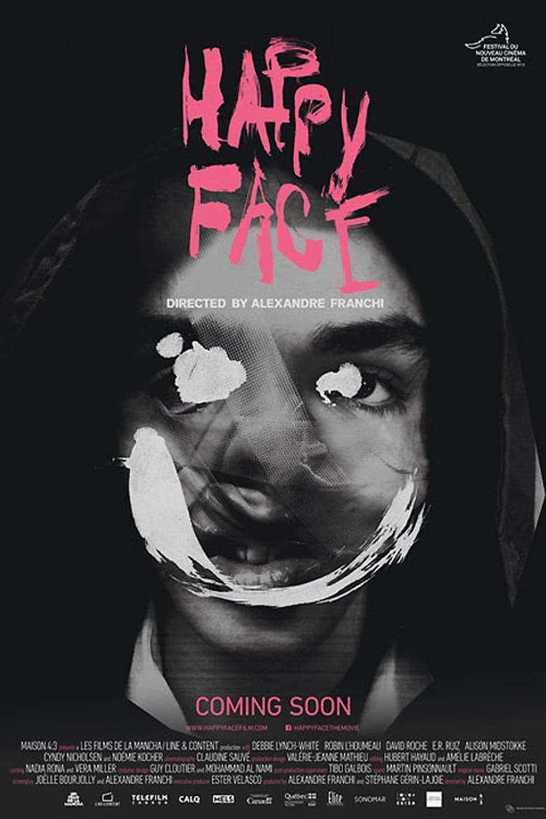 """Poster for the movie """"Happy Face"""""""