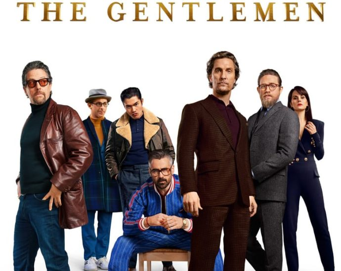 """Poster for the movie """"The Gentlemen"""""""