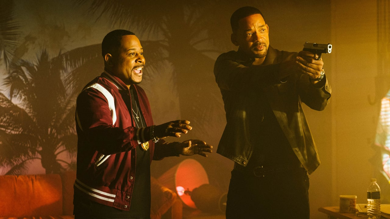 """Image from the movie """"Bad Boys for Life"""""""