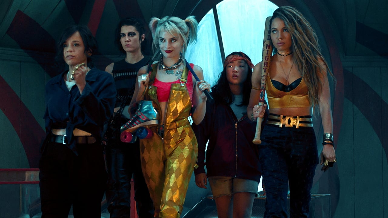 """Image from the movie """"Birds of Prey (and the Fantabulous Emancipation of One Harley Quinn)"""""""