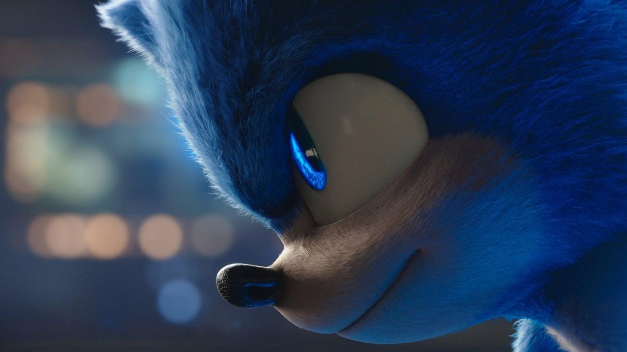 "Image from the movie ""Sonic the Hedgehog"""