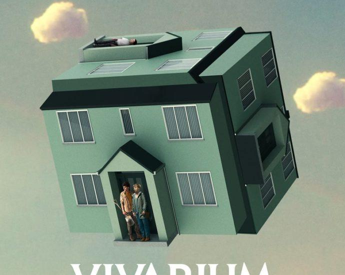 "Poster for the movie ""Vivarium"""