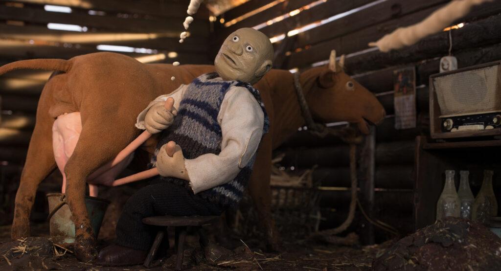 The OId Man Movie